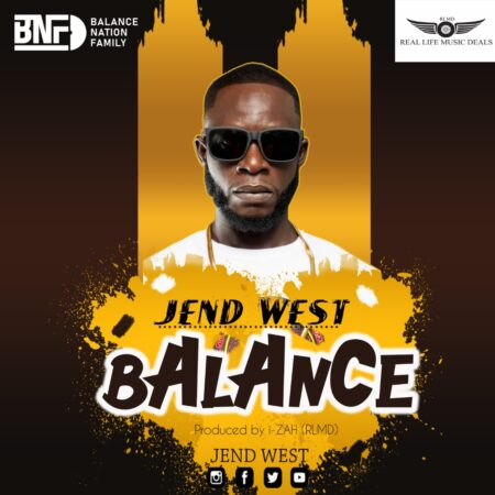 Jendy West - Balance (Prod. By i-ZAH)