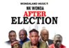 NK Wonda - After Election (Prod. By Master Jedi)