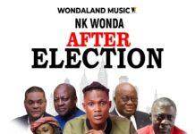NK Wonda - After Election (Prod. By Master Jedi)