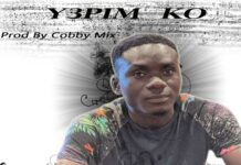 Nkrumah - Y3pim Ko (Prod. By Cobby Mix)