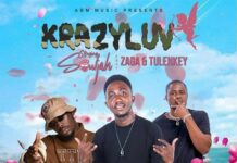 Singing Souljah - Krazy Luv Ft. Tulenkey & Zaga (Prod. By TMagbeatz & YTM)