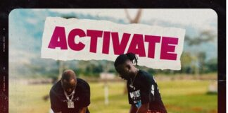 Stonebwoy – Activate Ft Davido (Prod. by Mix Masta Garzy)