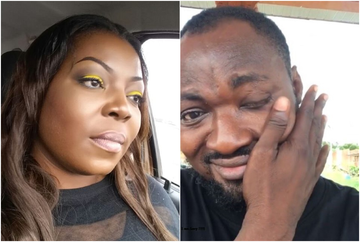 'Kwasia, Useless Old Fool'- Funny Face Descends On Maame Yeboah Asiedu, Readies to Drop All Her Dirty Secrets PLUS More