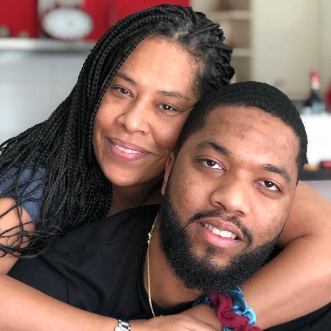 Photos Of Jerry Rawlings' Alleged Baby Mama And Son Pop Up