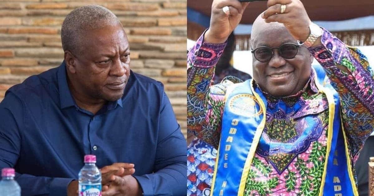 Election 2020: Videos From NPP's Strongroom Shows Akufo-Addo's Big Lead Over John Mahama
