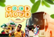 Keche - Good Mood Ft. Fameye