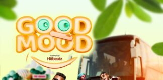 Keche - Good Mood Ft. Fameye
