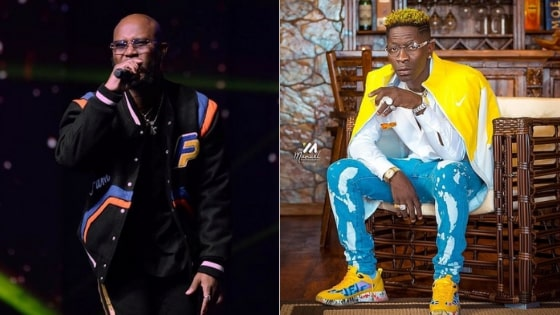 King Promise - Bea Kwai Mame ft. Shatta Wale
