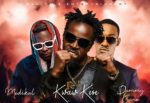 Kwaw Kese - Party Rocker Ft. Medikal & Dammy Krane