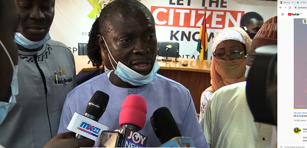 Video: OsofoKyiri Abosom Promises Never To Talk About Politics On His TV Station After Conceding Defeat