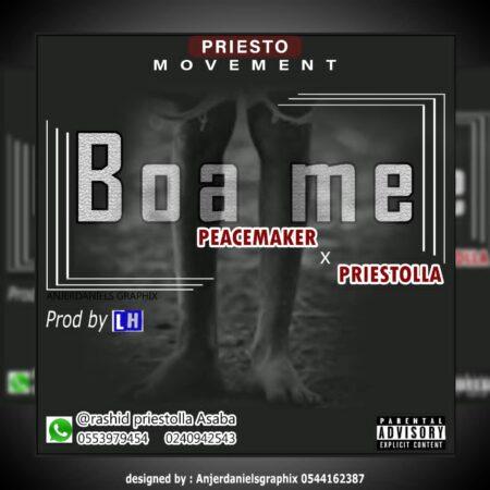 Peace Maker x Priestolla - Boame (Prod. By Lh)