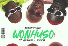 Bosom P-Yung - Wonhuso Remix Ft. Medikal & Joey B