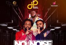 Dead Peepol x Big C - No Noise Ft. Wendy Shay, Kweku Flick, Kofi Pages, Malcolm Nuna x Bosom Pyung