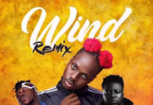 Edoh YAT - Wind (Remix) Ft. Guru & Medikal