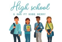 G Man - High School Ft. Kobe Berry