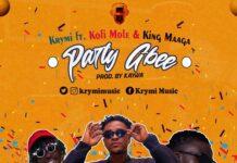 Krymi - Party Gbee Ft. Kofi Mole & King Maaga