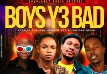 Omie Greena Ft. Big Dollar x Vandyke Lexis x Mylux - Boys Y3 Bad
