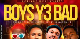 Omie Greena Ft. Big Dollar x Vandyke Lexis x Mylux - Boys Y3 Bad