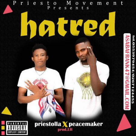 Priestolla x Peace Maker - Hatred