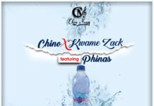 Chino - Voltic Water Ft. Kwame Zack & Phinas