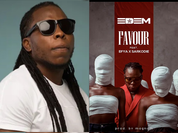 Edem - ‎Favour Ft. Efya & Sarkodie