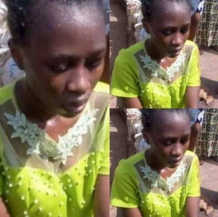25 Years Old Lady Who Came To Visit A Man In A City, Get Stranded As The Man's Phone Was Off