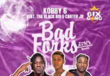 Kobby 6 - Bad Folks Ft. Tha Black Boi & Carter Jr.
