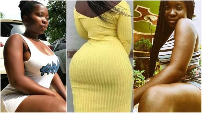 Akua Saucy finally breaks silence on her leaked videos on social media