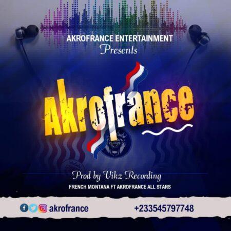 French Montana - AkroFrance Ft. AkroFrance All Stars