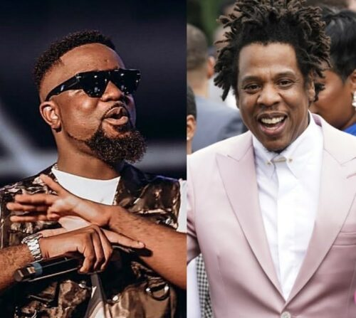 """Jay-Z Features Sarkodie In His Upcoming """"Ascension's"""" Album"""
