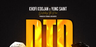 Khofi Koojan Ft. Yung Saint - Disturbing The Peace