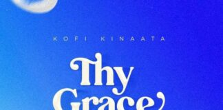 Kofi Kinaata - Thy Grace (Prod. By Two Bars)