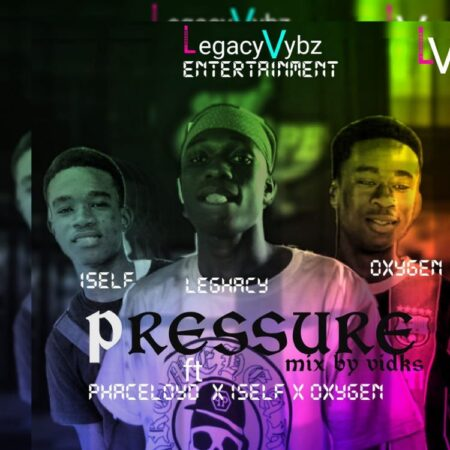 Leghacy - Pressure Ft. Oxygen, Iself & PhaceLord