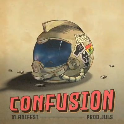 M.anifest - Confusion (Prod. By Juls)