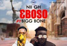 Nii Gh Ft. Bigg Bone - 3boso (Prod. By DJae Banky)