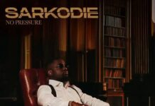 Sarkodie - No Pressure (Full Album)