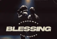Stonebwoy - Blessing Ft Vic Mensa