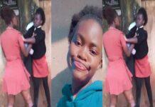 bully girl arrested