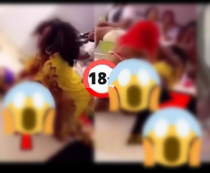 Leaked Video Of L£sbians Are Seen R0mancing And Doing Each Other With No Regard For The World [Watch]