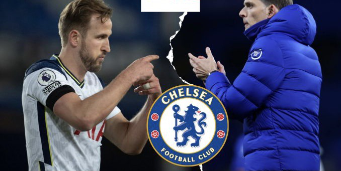Breaking News: Harry Kane Sends Message To Tuchel Amid Transfer Move -Check Out