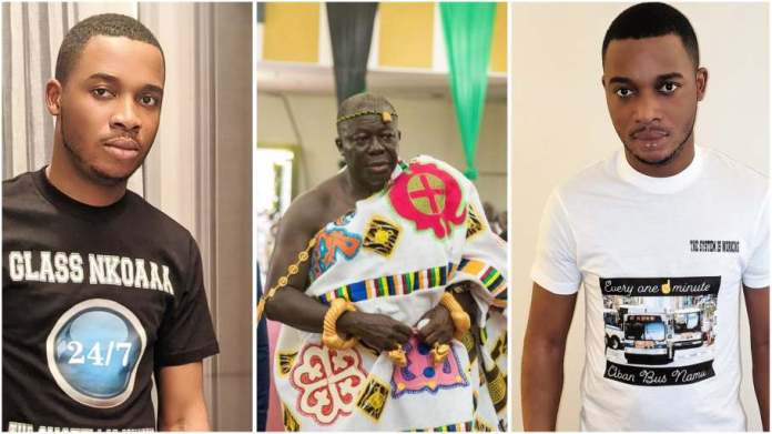 Twene Jonas boldly refuses to apologise to Otumfuo; drops more fire [video]