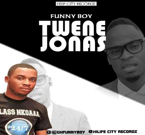 Funny Boy - Twene Jonas (Mixed By Eddy Mikz)