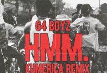 G4 Boyz - Hmm Remix Ft. Jay Bahd x O'kenneth