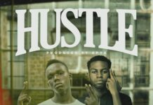 J Strong Hustle Ft. Kweku Flick