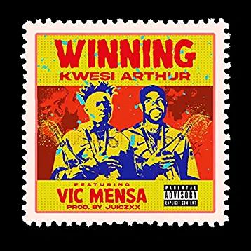 Kwesi Arthur – Winning Ft Vic Mensa (Prod. by Juicxzz)