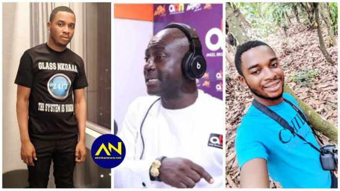 'Our leaders deserve more insults' – Captain Smart supports Twene Jonas [WATCH VIDEO]
