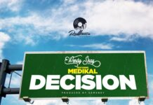 Wendy Shay - Decision Ft. Medikal (Prod By Samsney)