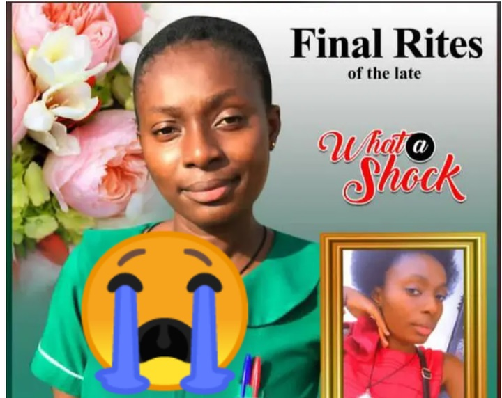 Painful Story Of How A Ghanaian Nurse Died After A Brief Sickness