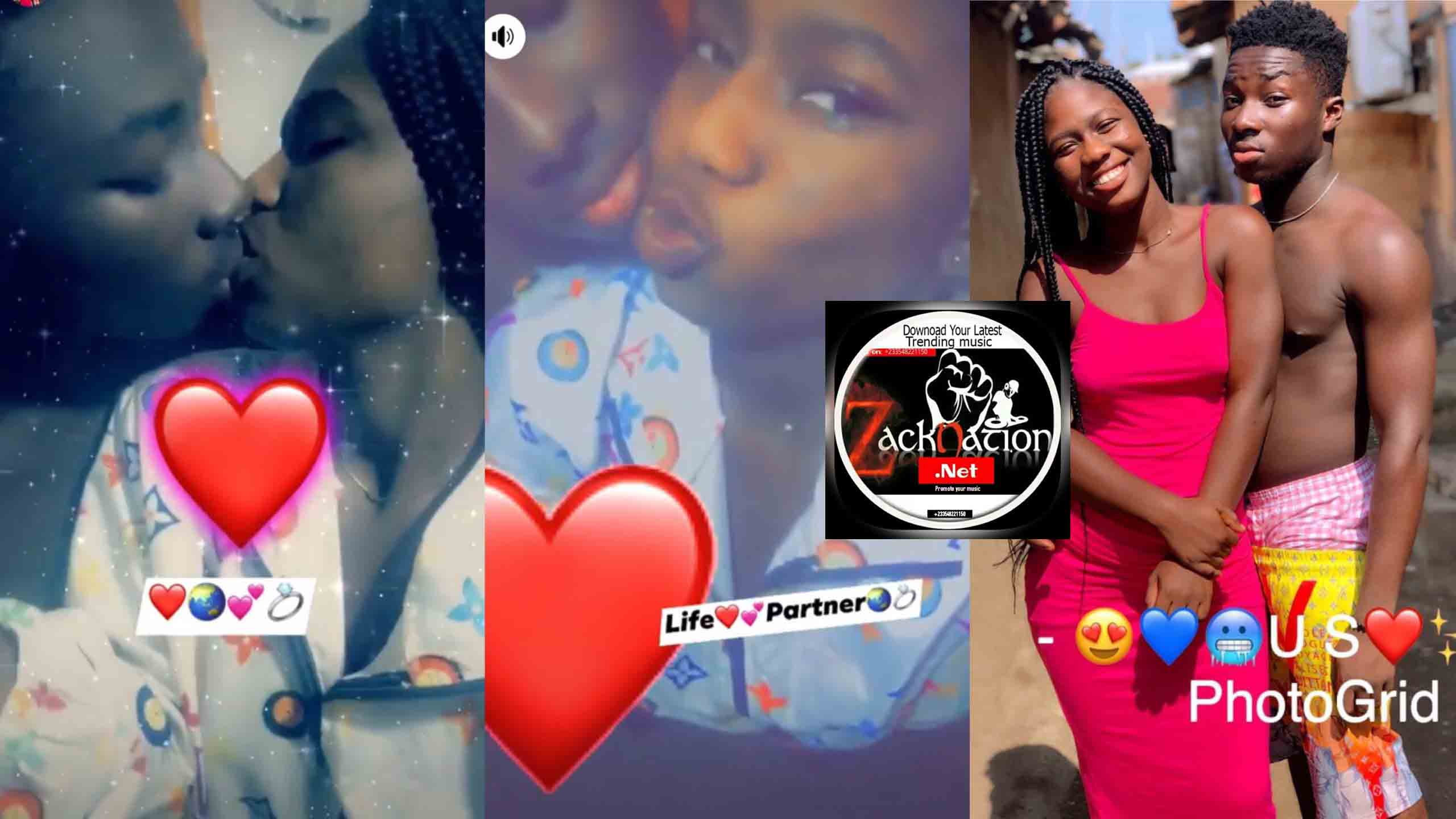 Here Is The Video Making This Facebook Love Birds Trend On Twitter (Watch)