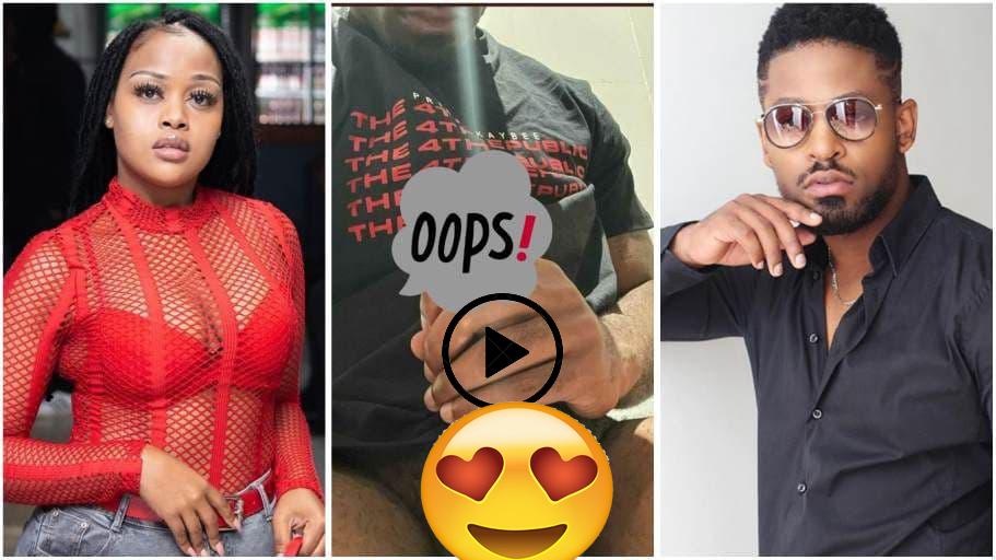 Full Video: Dj Prince Kaybee's side chick leaks his n#d£s on social media [WATCH]